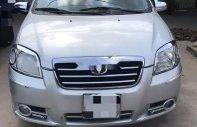 Cần bán gấp Daewoo Gentra đời 2007, màu bạc, 140tr giá 140 triệu tại Vĩnh Long