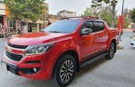 Bán Chevrolet Colorado 2018, màu đỏ, nhập khẩu, giá tốt giá 670 triệu tại Tp.HCM