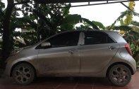 Bán Kia Morning năm sản xuất 2015, màu bạc, xe gia đình, 333tr giá 333 triệu tại Hà Nội