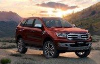 Bán giảm giá - Giao xe nhanh với chiếc Ford Everest Titanium, sản xuất 2019, xe nhập khẩu nguyên chiếc giá 1 tỷ 95 tr tại Hà Nội