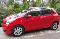 Cần bán lại xe Toyota Yaris 1.3 AT năm 2009, màu đỏ, nhập khẩu nguyên chiếc, giá chỉ 355 triệu giá 355 triệu tại Hà Nội