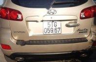 Bán Hyundai Santa Fe 2.7L 4WD năm 2007, màu bạc, xe nhập, giá chỉ 368 triệu giá 368 triệu tại Tp.HCM
