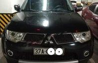 Bán ô tô Mitsubishi Pajero Sport G 4x2 AT sản xuất 2012, màu đen số tự động giá 558 triệu tại Nghệ An