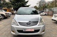 Bán xe Toyota Innova MT 2009, màu bạc xe gia đình, 345 triệu giá 345 triệu tại Hà Nội
