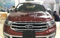 Cần bán Ford Everest 2.0L Titanium năm sản xuất 2019, màu đỏ, nhập khẩu giá 1 tỷ 95 tr tại Hà Nội