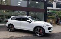 Cần bán lại xe Porsche Cayenne 3.6 V6 2013, màu trắng, nhập khẩu nguyên chiếc giá 2 tỷ 400 tr tại Hà Nội