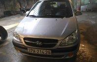 Bán Hyundai Getz 1.1 MT đời 2009, màu bạc, nhập khẩu, 156 triệu giá 156 triệu tại Nghệ An