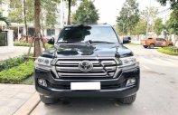 Cần bán Toyota Land Cruiser 2016, màu đen, nhập khẩu giá 5 tỷ 450 tr tại Hà Nội