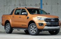 Bán ưu đãi giá mềm chiếc xe Ford Ranger Wildtrak 2.0 Biturbo sản xuất 2020, giao nhanh toàn quốc giá 918 triệu tại Lâm Đồng