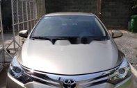 Cần bán xe Toyota Vios G  AT 2017, màu bạc giá 510 triệu tại Hà Nội