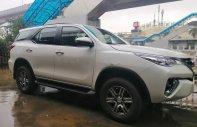 Bán Toyota Fortuner 2.4 AT đời 2019, màu trắng số tự động, 966 triệu giá 966 triệu tại Hà Nội