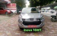 Cần bán gấp Toyota Innova đời 2016, màu bạc giá 585 triệu tại Hà Nội