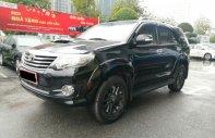 Bán xe Toyota Fortuner FG đời 2015, màu đen chính chủ giá 765 triệu tại Hà Nội