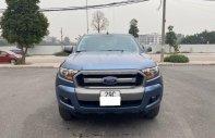 Cần bán lại xe Ford Ranger XLS 2.2L 4x2 AT sản xuất năm 2016, màu xanh lam, xe nhập, giá 545tr giá 545 triệu tại Hà Nội
