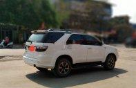 Bán Toyota Fortuner năm 2010, màu trắng, xe nhập giá 480 triệu tại Hà Nội