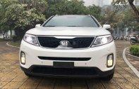 Cần bán lại xe Kia Sorento 2.2 AT năm 2016, màu trắng giá 758 triệu tại Hà Nội