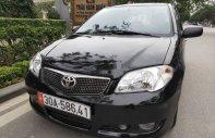 Bán ô tô Toyota Vios sản xuất năm 2007, màu đen xe gia đình giá 154 triệu tại Hà Nội