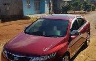 Cần bán lại xe Kia Forte 1.6 AT sản xuất năm 2011, màu đỏ chính chủ, giá chỉ 370 triệu giá 370 triệu tại Lâm Đồng