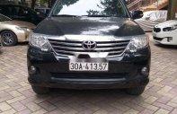 Cần bán Toyota Fortuner 2.7 V năm sản xuất 2014, màu đen số tự động giá 630 triệu tại Hà Nội