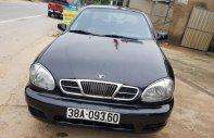 Cần bán Daewoo Lanos năm 2001, màu đen giá 52 triệu tại Nghệ An