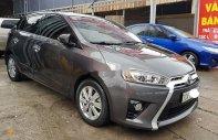 Bán Toyota Yaris 1.5G sản xuất năm 2015, màu xám chính chủ giá 489 triệu tại Hà Nội