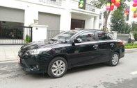 Cần bán lại xe Toyota Vios E CVT năm 2016, màu đen chính chủ giá 465 triệu tại Hà Nội