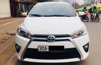 Bán Toyota Yaris 1.5G 2016, màu trắng, nhập khẩu nguyên chiếc, 565 triệu giá 565 triệu tại Hà Nội