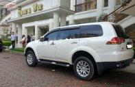 Cần bán Mitsubishi Pajero Sport G 4x2 AT 2013, màu trắng chính chủ  giá 590 triệu tại Hà Nội