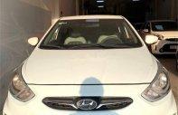 Cần bán Hyundai Accent năm 2012, màu trắng, nhập khẩu nguyên chiếc giá 357 triệu tại Tp.HCM