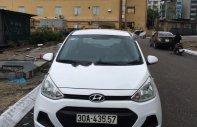 Bán xe Hyundai Grand i10 đời 2014, màu trắng, nhập khẩu số sàn giá 220 triệu tại Hà Nội