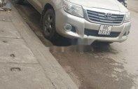 Bán xe Toyota Hilux đời 2012, màu bạc, nhập khẩu chính chủ giá 380 triệu tại Bắc Giang