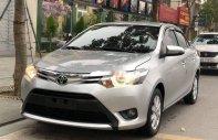 Cần bán xe Toyota Vios MT đời 2017, màu bạc giá 445 triệu tại Hà Nội