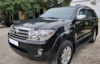 Bán ô tô Toyota Fortuner V sản xuất 2009, màu đen số tự động giá 445 triệu tại Hà Nội