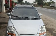 Cần bán gấp Chevrolet Spark sản xuất năm 2010, màu bạc giá 95 triệu tại Thanh Hóa