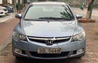 Cần bán Honda Civic 2.0 AT năm 2008, màu xanh lam số tự động giá 358 triệu tại Hà Nội
