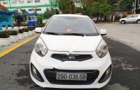 Bán ô tô Kia Morning sản xuất 2014, màu trắng, xe nhập, giá tốt giá 265 triệu tại Hà Nội
