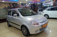 Cần bán gấp Chevrolet Spark 2010, màu bạc như mới, giá chỉ 120 triệu giá 120 triệu tại Đắk Lắk