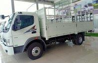 Xe tải Nhật Bản Mitsubishi 5 tấn phanh hơi Locker thùng dài 5.3m, đóng đủ các loại thùng, hỗ trợ trả góp giá 745 triệu tại Hà Nội