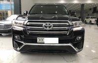 Cần bán gấp Toyota Land Cruiser VX đời 2017, màu đen, nhập khẩu nguyên chiếc giá 3 tỷ 350 tr tại Hà Nội