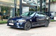 Xe Mercedes C200 2020, màu xanh lam giá 1 tỷ 399 tr tại Hà Nội