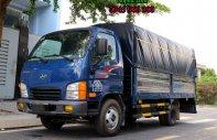Xe tải Hyundai N250SL phiên bản thùng mui bạt, tải trọng 2,4 tấn, giá mềm giá 310 triệu tại Tp.HCM