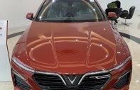Bán ô tô VinFast LUX A2.0 2019, màu đỏ giá 1 tỷ 129 tr tại Hà Nội