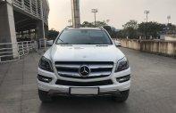 Mercedes GL400 model 2015 đầy mạnh mẽ và kiêu hãnh, màu trắng ngọc trai, xe cực giữ gìn giá 2 tỷ 310 tr tại Hà Nội