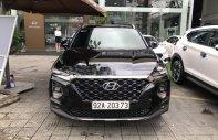 Bán xe Hyundai Santa Fe năm 2020, màu đen, nhập khẩu giá 980 triệu tại Đà Nẵng