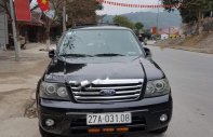 Cần bán Ford Escape đời 2008, màu đen, xe nhập giá 350 triệu tại Điện Biên