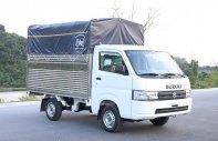 Suzuki Việt Long - Bán xe tải - Giá siêu tốt: Suzuki Super Carry Pro sản xuất 2020, màu trắng, thùng bạt giá 299 triệu tại Tp.HCM