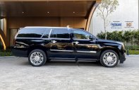 Bán Cadillac Escalade ESV Platinium sản xuất 2016, màu đen, xe nhập giá 5 tỷ 850 tr tại Hà Nội