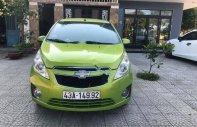 Bán Chevrolet Spark LT 1.2 MT 2013, màu xanh lam, giá 184tr giá 184 triệu tại Đà Nẵng