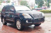 Bán Lexus LX năm 2009, màu đen, nhập khẩu nguyên chiếc số tự động giá 2 tỷ 450 tr tại Hà Nội