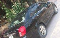 Cần bán gấp Chevrolet Lacetti sản xuất 2005, màu đen giá 115 triệu tại Hà Nội